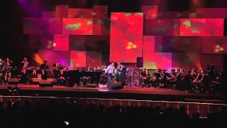 ODDIE AGAM Performance at Djarum Super Mild Java Jazz Festival 2013