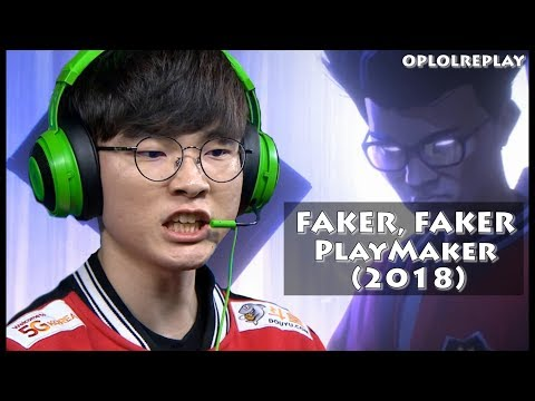When Faker Makes The Plays In a Forgettable Year For SKT (2018)