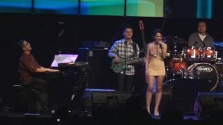 Andien Menjelma Live at Java Jazz Festival 2010