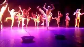 Dança Pará Festival Folclore  Frutos da Terra última noite Belém 2015