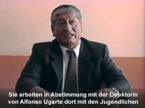 Jugendgefängnis Alfonso Ugarte Kompass Ev