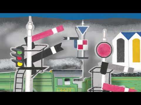 VOYAGE EN TRAIN par Gérard Lo Monaco. Editions Trapèze - Albin Michel