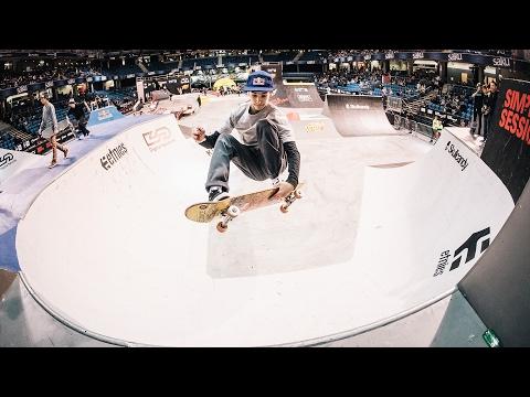 Witness the Mayhem of Simple Session 2017: Skate Highlights