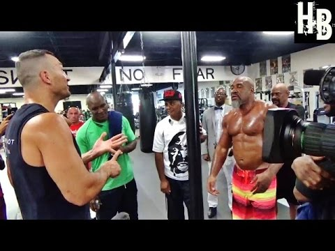 Wladimir Klitschko and Shannon Briggs Get Into Another Altercation in Hollywood, FL