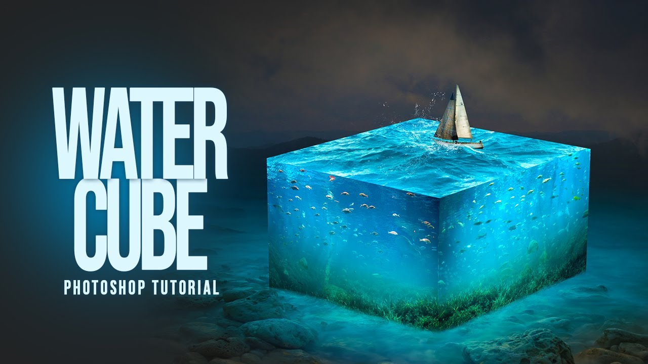 Water Ripples Effect - Photoshop Tutorial