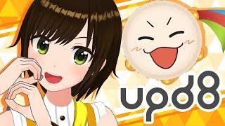 【 発表 】かしこまりとパンディはupd8に参加するぞー!!