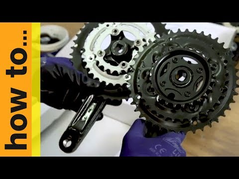 How To... Replace Your Crankset | Halfords UK