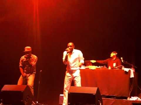 BlackStar (Mos Def aka Yassin Bey & Talib Kweli) Dour Festival 2012 -04-