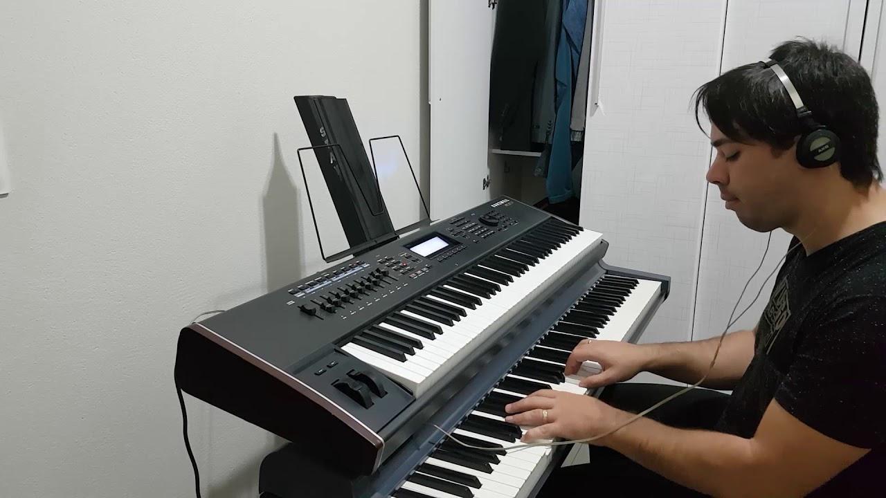 musica alem do arco iris instrumental