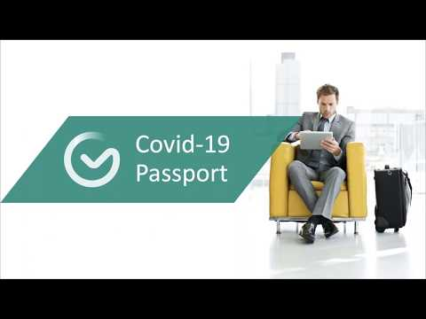 COVID-19 Passport: Digital Self-certification For All Employees