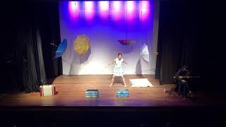 Quando eu sonho, viro sonho - Casa de cultura Laura Alvim 04/08/2019