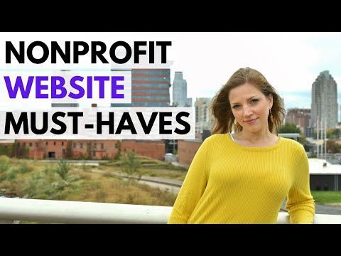 Starting A Nonprofit: How To Make Your Website GREAT