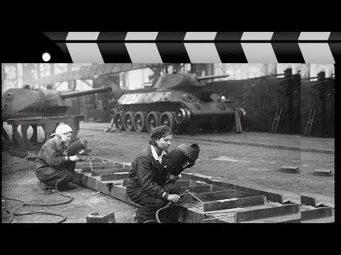 HOW TO REPAIR TANKS IN THE GREAT PATRIOTIC WAR?