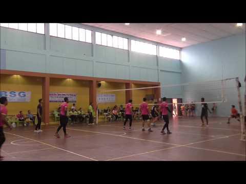 Segamat VC vs Perak SUKMA (Quarter-finals)
