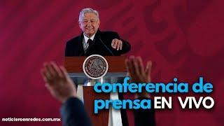 #EnVivo Conferencia matutina, la mañanera de AMLO Viernes 22 de Mayo en vivo (desde las 7 am)