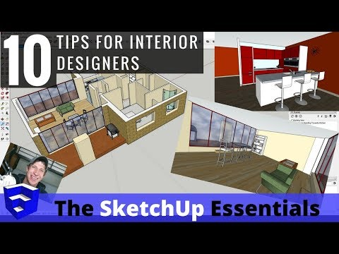 top-10-tips-for-interior-design-modeling-in-sketchup