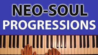 Simple Tricks for Creating Neo Soul Chord Progressions