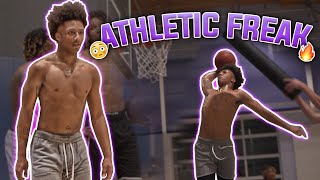 Mikey Williams and Deivon Smith work with NBA TRAINER 🔥| Jordan Lawley Basketball