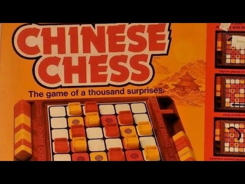 Ep. 134: Chinese Chess Board Game Review (Gabriel 1981)