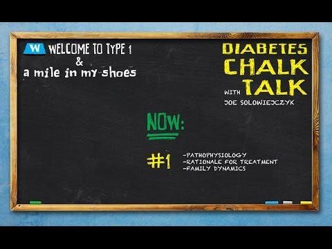 diabetes-chalk-talk-1:-pathophysiology,-rationale-for-treatment,-family-dynamics