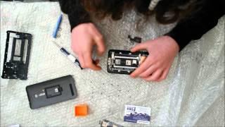 ASUS Zenfone 2 ( ZE551ML / ZE550ML) Sostituzione Lettore SIM Card Reader - Replacement