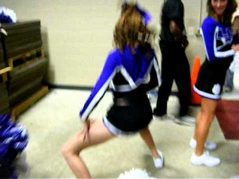 Naughty blonde cheerleader girl from YouTube · Duration:  38 seconds