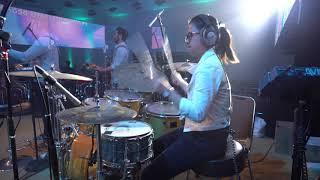 Download Mp3 Layak Dipuji Disembah - Drum Cam Tenny Clemenstine