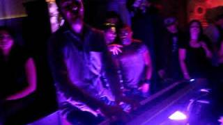 "Ultra Naté & Animal House @ Djoon club, play""French Kiss"" Hallex.M re-edit"