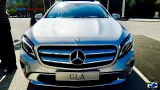 NEW 2017 Mercedes Benz GLA - Exterior and Interior