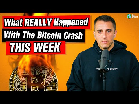 Anthony Pompliano: What REALLY Happened With The Bitcoin Crash This Week