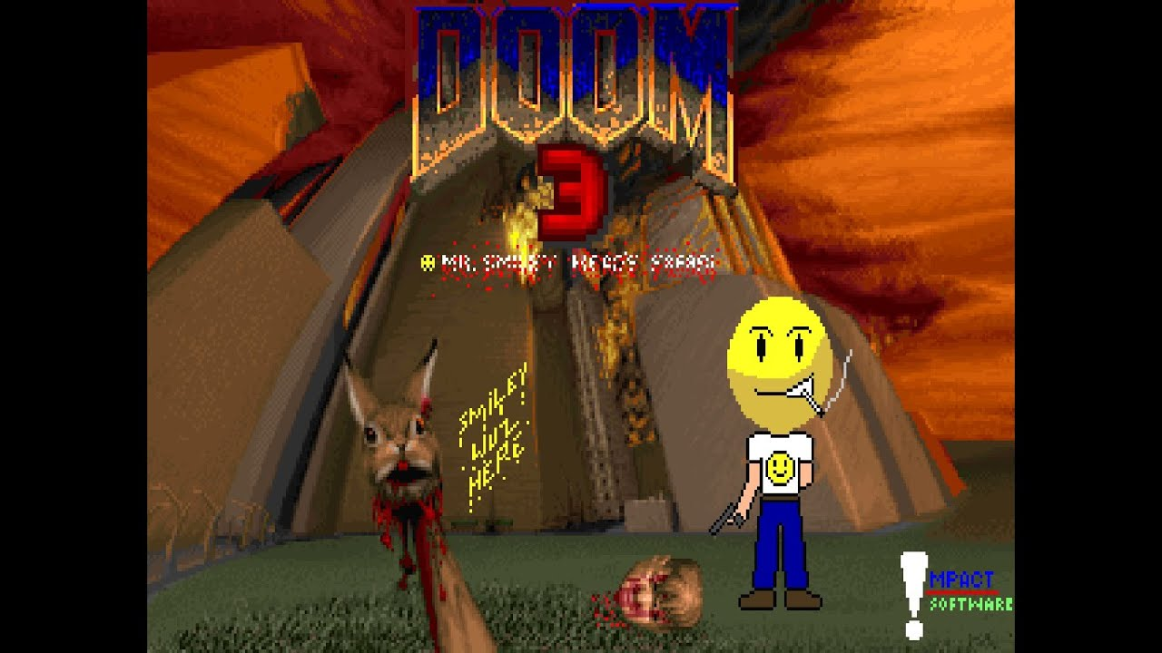 Doom 3: Mr  Smiley Head's Safari Soundtrack (FMOD)