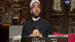 عبد الجليل: الصابئة ديانة سماوية «فيديو»