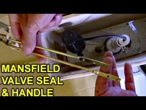 tips-to-replace-mansfield-toilet-long-flush-arm-handle-and-gasket-seal