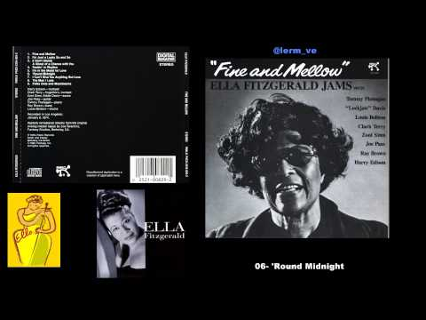 Ella Fitzgerald - Fine And Mellow (1974) Full Album HQ Sound