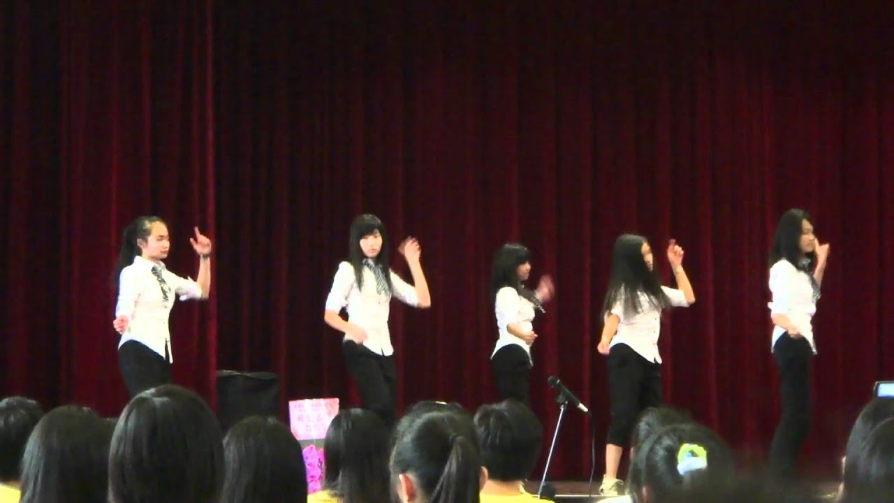 Chin Bees Inogire Official Music Mp4: 金陵904表演-CHANGE.mp4