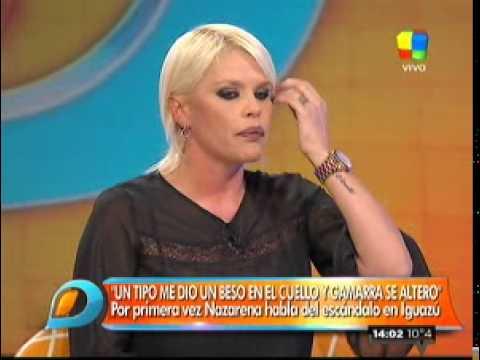"""Nazarena Vélez: """"Pasó lo que contamos, pero un poco más grave"""""""