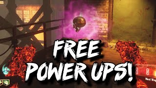 Free Guns & Power Ups! (Black Ops 3: Zombies)