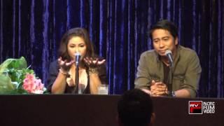 Lester Villarama asks Regine Velasquez-Alcasid tour plans for new album