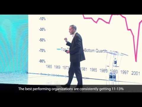 Keynote: The increasing divergence in organizational performance