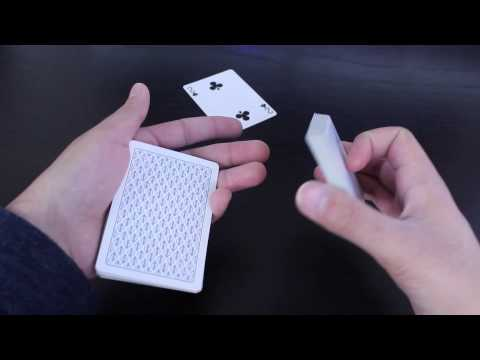 """""""Alone In A Crowded Room"""" Card Trick Tutorial"""