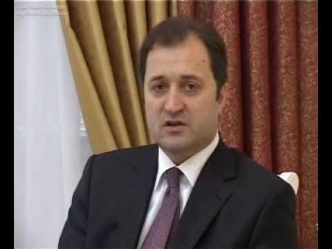 Moldweb.eu - Intervento del primo ministro moldavo Vlad Filat al Meeting Moldweb 2009