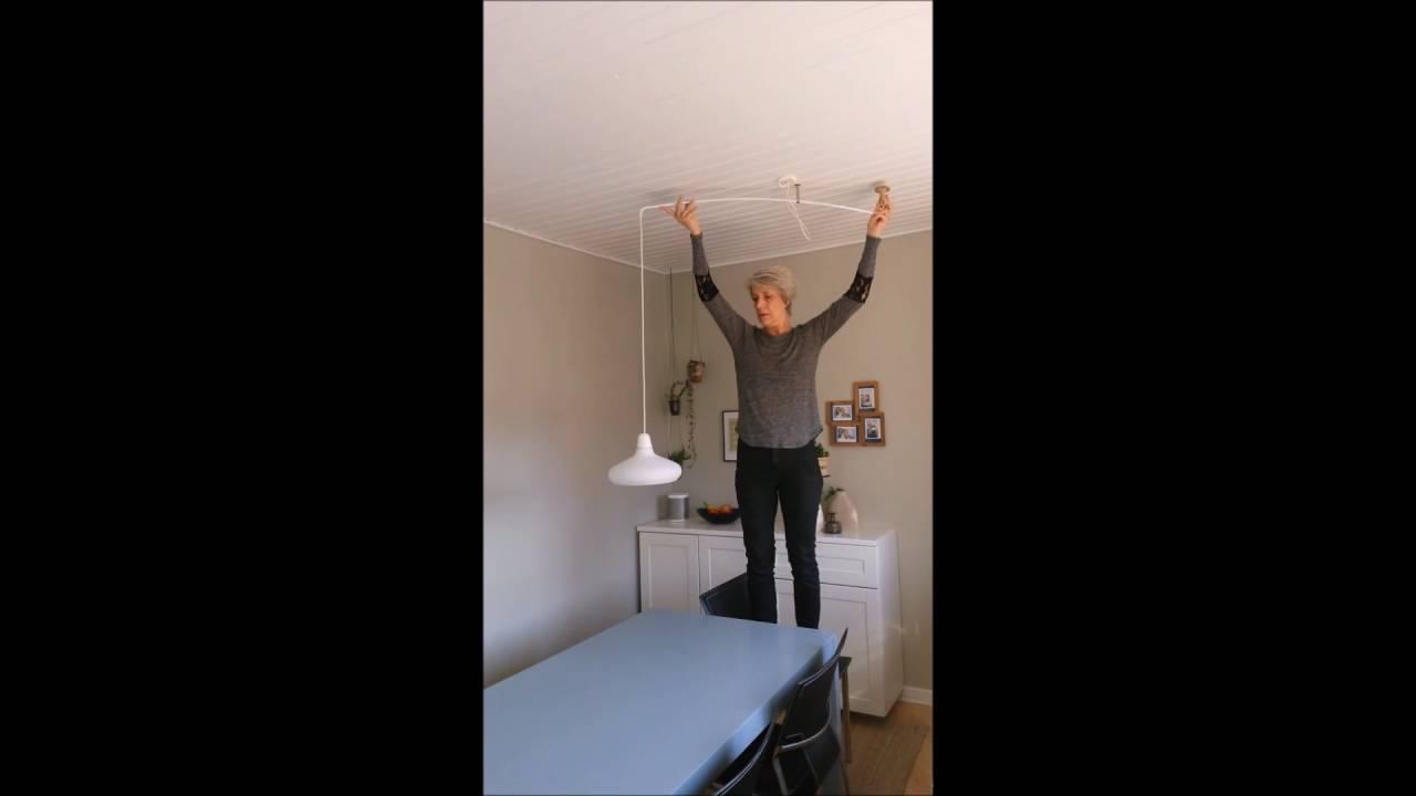 Lampe ophæng i køkken   youtube