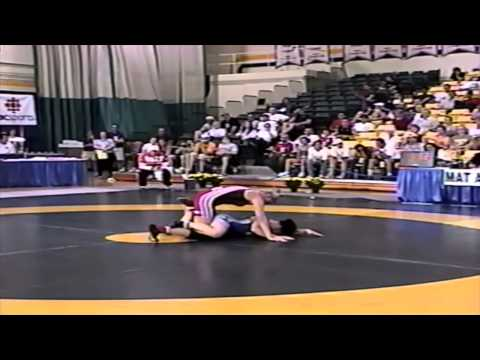 2002 World University Championships: 63 kg Final Malgorzata Roguska (POL) vs. Viola Yanik (CAN)