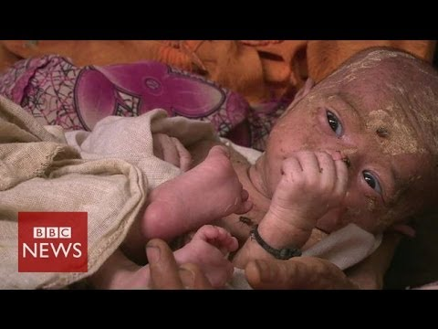 Myanmar: Inside 'abandoned' Rohingya camp - BBC News