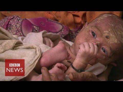Myanmar: Inside 'abandoned'
