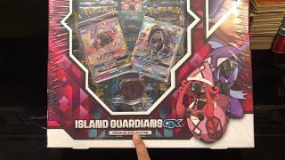 """ISLAND GUARDIANS GX"" Pokémon Premium Collection Opening"