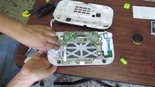Wii U Gamepad Solución de Ruido [Rattle Buttons Fix] (english captions)