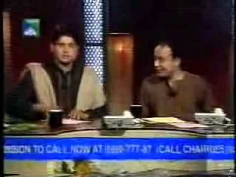 Personal Interview of  Javed Ahmed Ghamidi  on PTV