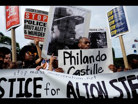 Philando Castile shooting: 18 arrested as thousands protest verdict | Channel News
