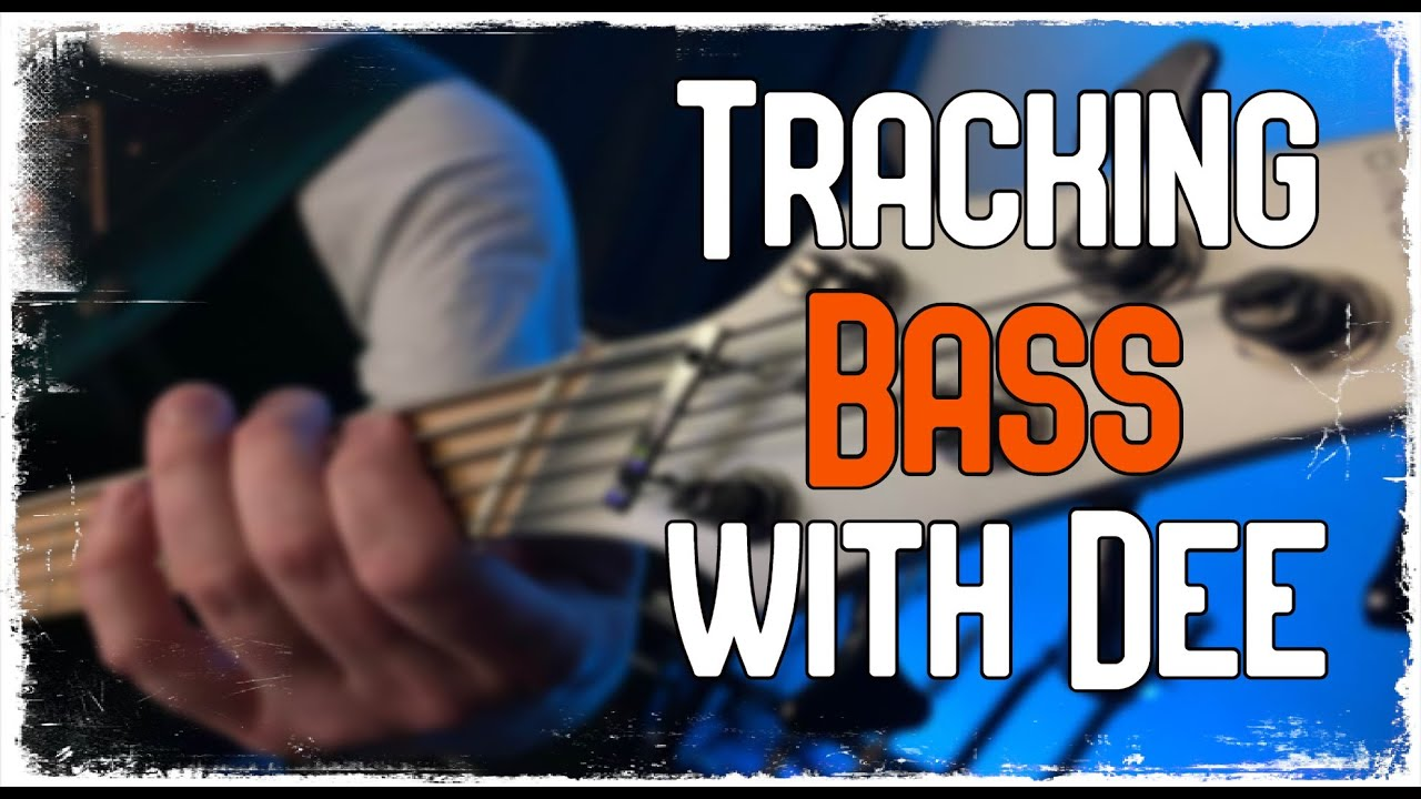 Bass Tracking! Getting your Groove on!